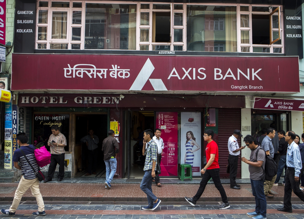 SUUTI To Sell Up To 3% Stake In Axis Bank Via Offer-For-Sale
