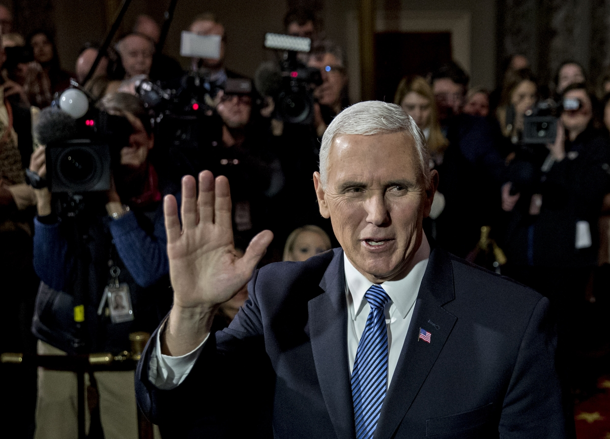 Pence Arrives at Munich Conference With Allies Questioning U.S. Leadership