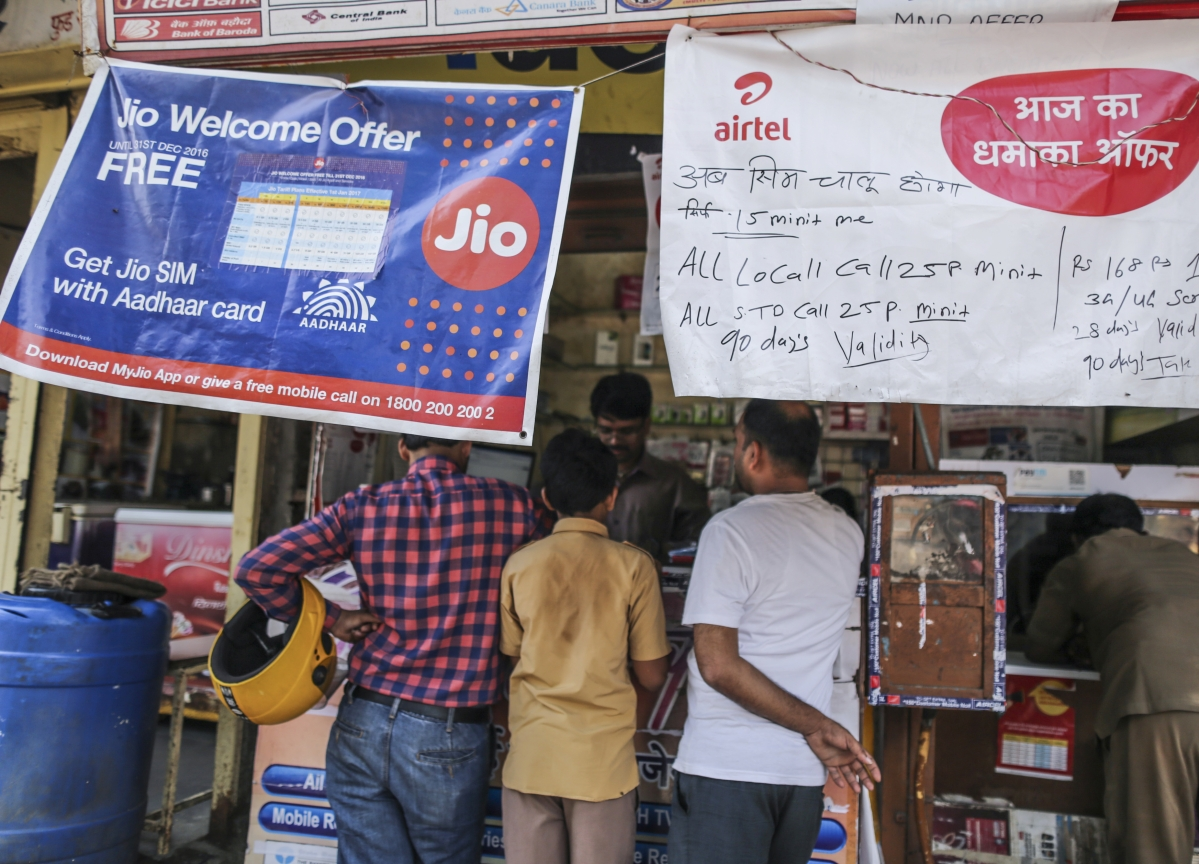 Reliance Jio's New Rs 199 Plan To Erode Rivals' Revenue, Brokerages Say