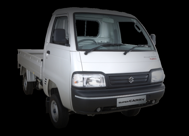 Stock Maruti To Expand Sales Network For Super Carry Light