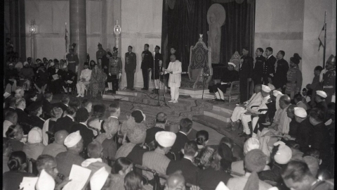Birth Of A Nation Looking Back At Indias First Republic Day