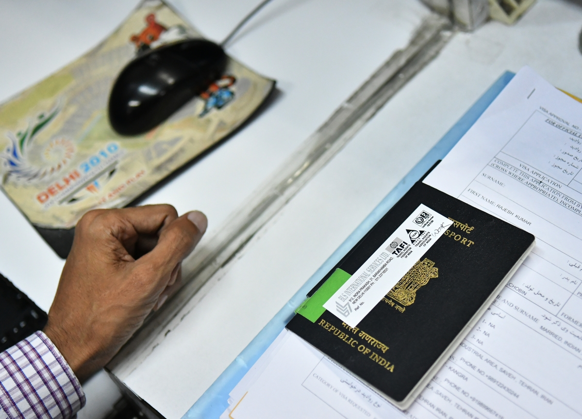 India Foreign Visa Ban Could Shave 50 Bps From Growth, Citi Says