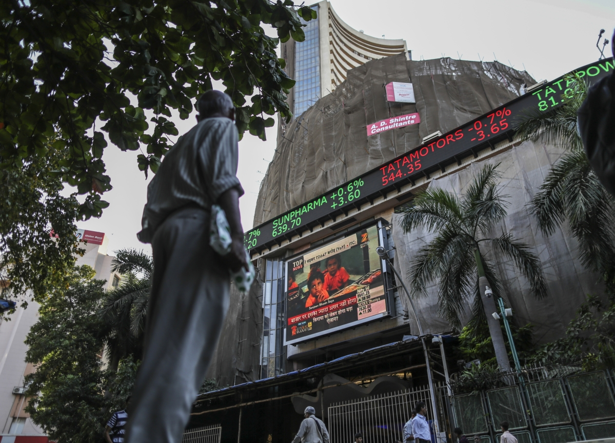 Flows to India Stock Funds Rebound as Rally Spurs Risk Appetite