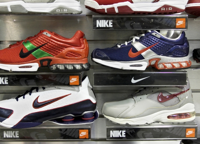 Nike Shoes  Nike Target Of Twitter Storm After Basketball Star s ... ee53b1204