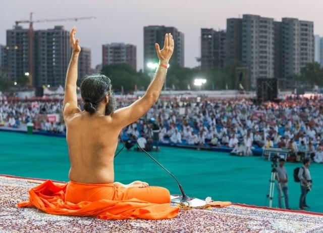Baba Ramdev: This Multibillion-Dollar Corporation Is