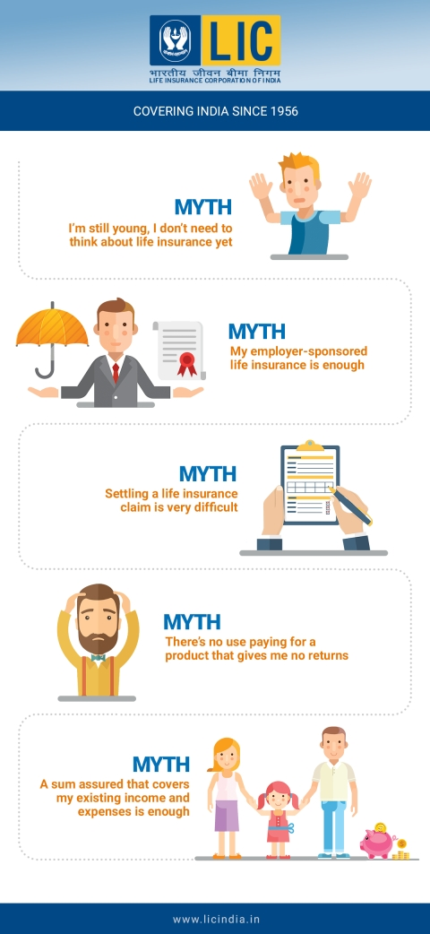 Five Life Insurance Myths You Need To Stop Believing