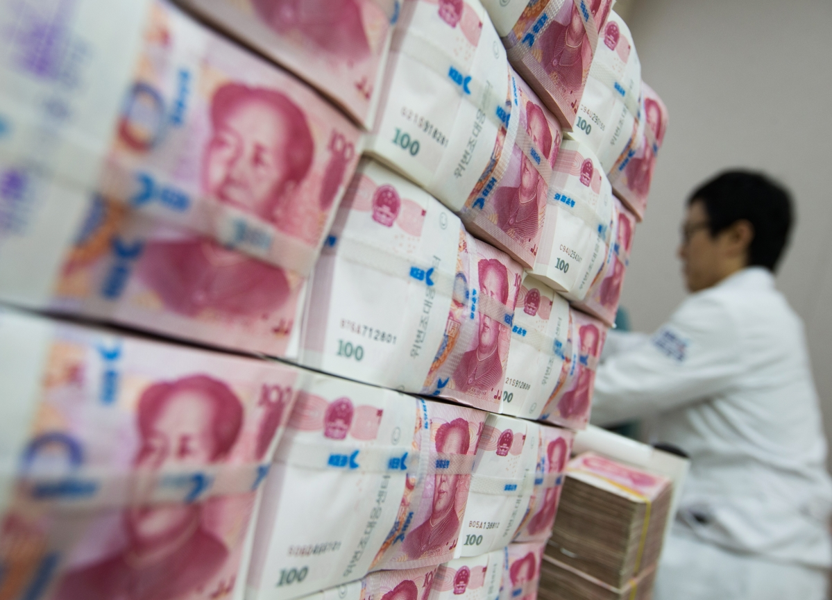 Morgan Stanley Sees China's Yuan Still Behind Yen by 2027