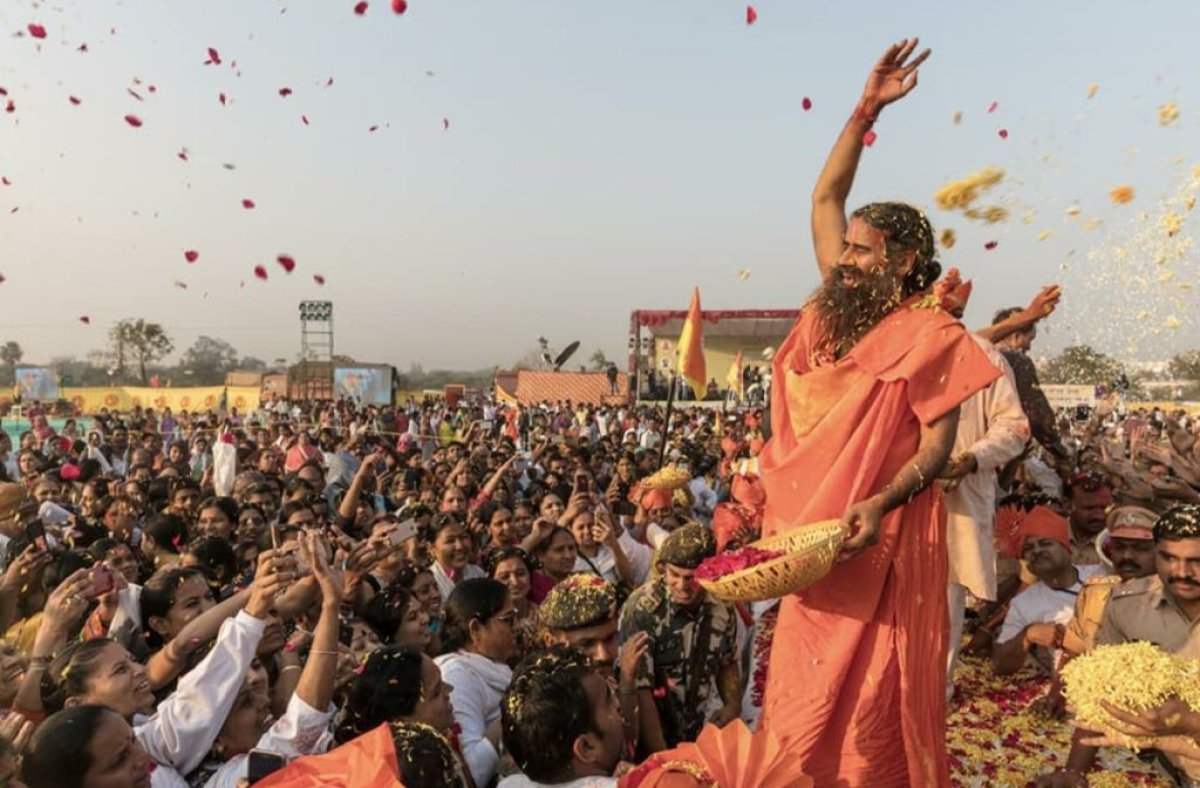 Baba Ramdev: This Multibillion-Dollar Corporation Is Controlled by a