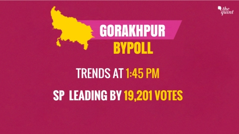 Gorakhpur Bypoll: In 'Unexpected Result', SP Wins Yogi's Bastion