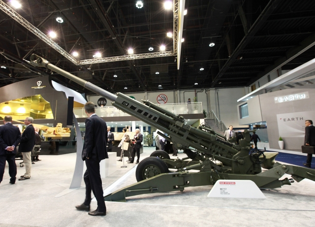 Defence Expo 2018 Live: BAE Systems To Assemble Light Howitzer Guns