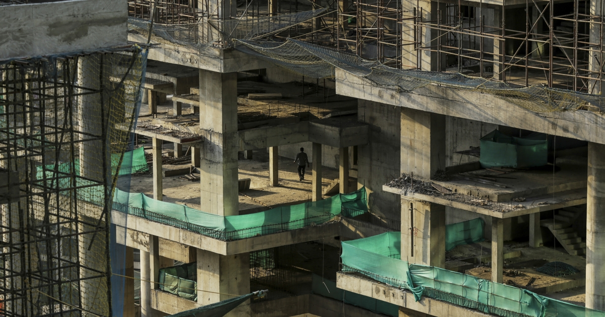 Indiabulls Housing Finance Tumbles On Exposure To Default-Rated SuperTech