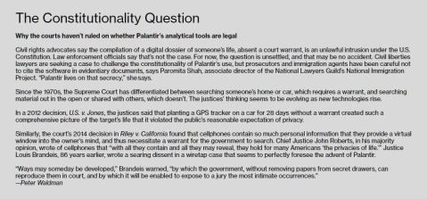 Palantir Knows Everything About You