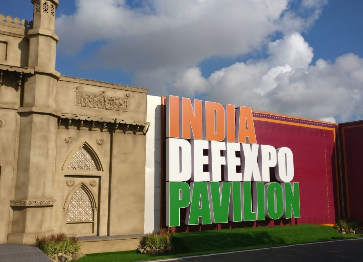 Defence Expo 2018: In Pictures