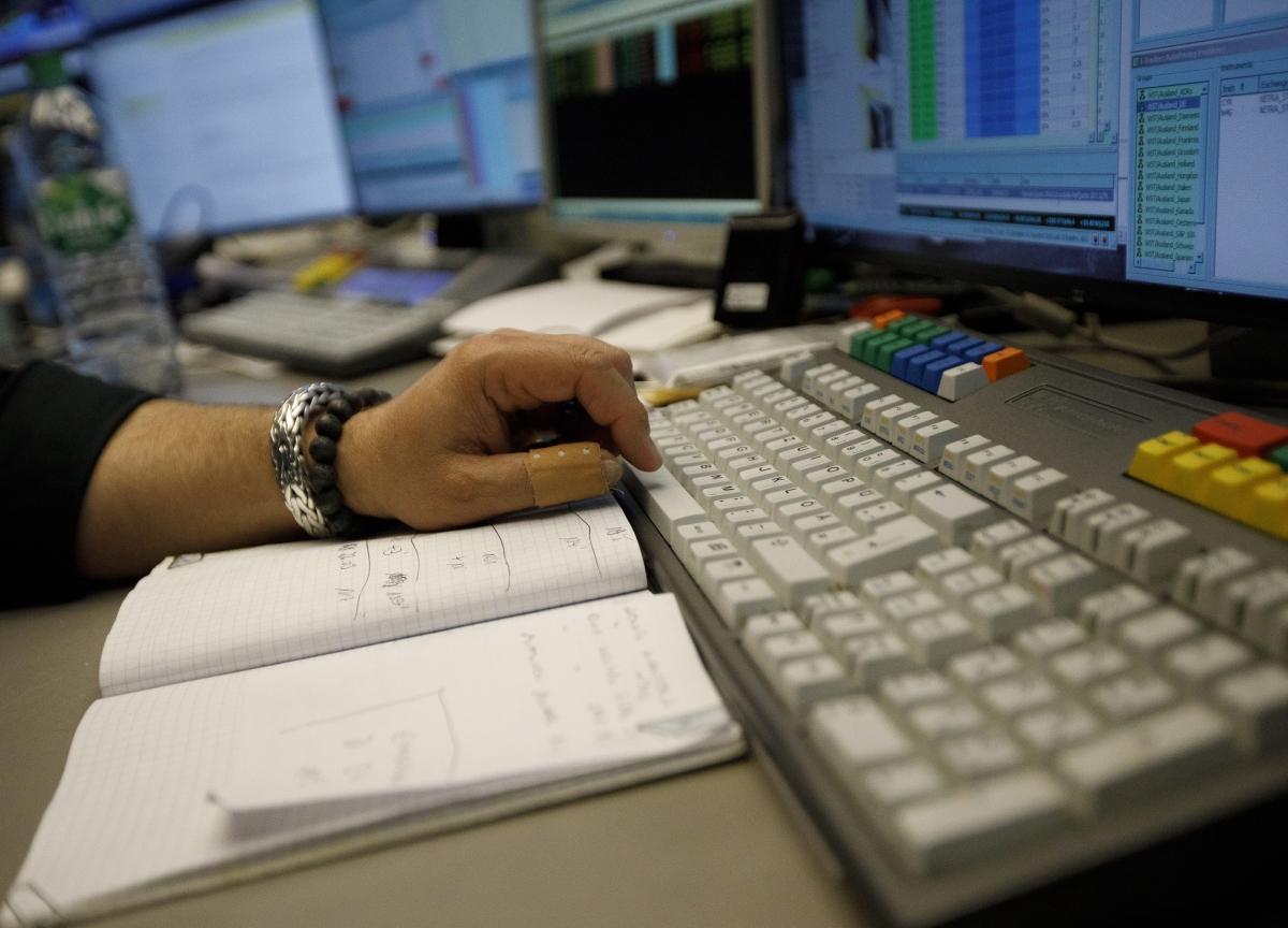 Sensex Extends Record Run; Nifty Ends Above 12,000