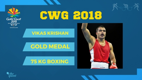 CWG 2018 | Day 10, Live: Boxer Vikas Wins Gold, Prannoy Bows Out