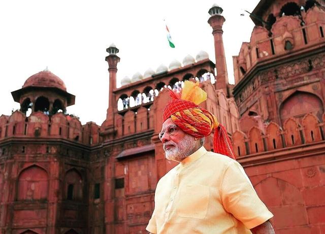 PM Modi's Independence Day Speech 2019 Live: PM Modi Set To
