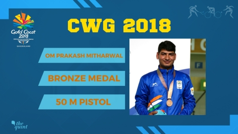CWG 2018 | Day 7: Shreyasi Singh Wins Gold in Double Trap