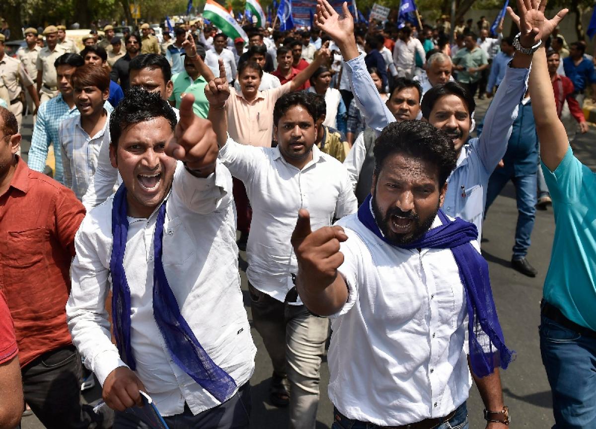Bharat Bandh: Curfew in Parts of MP, Schools Shut in Meerut