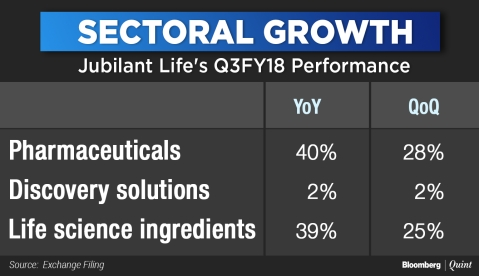 Will Jubilant Life Live Up To Bullish Forecasts As Key Segment Slows?