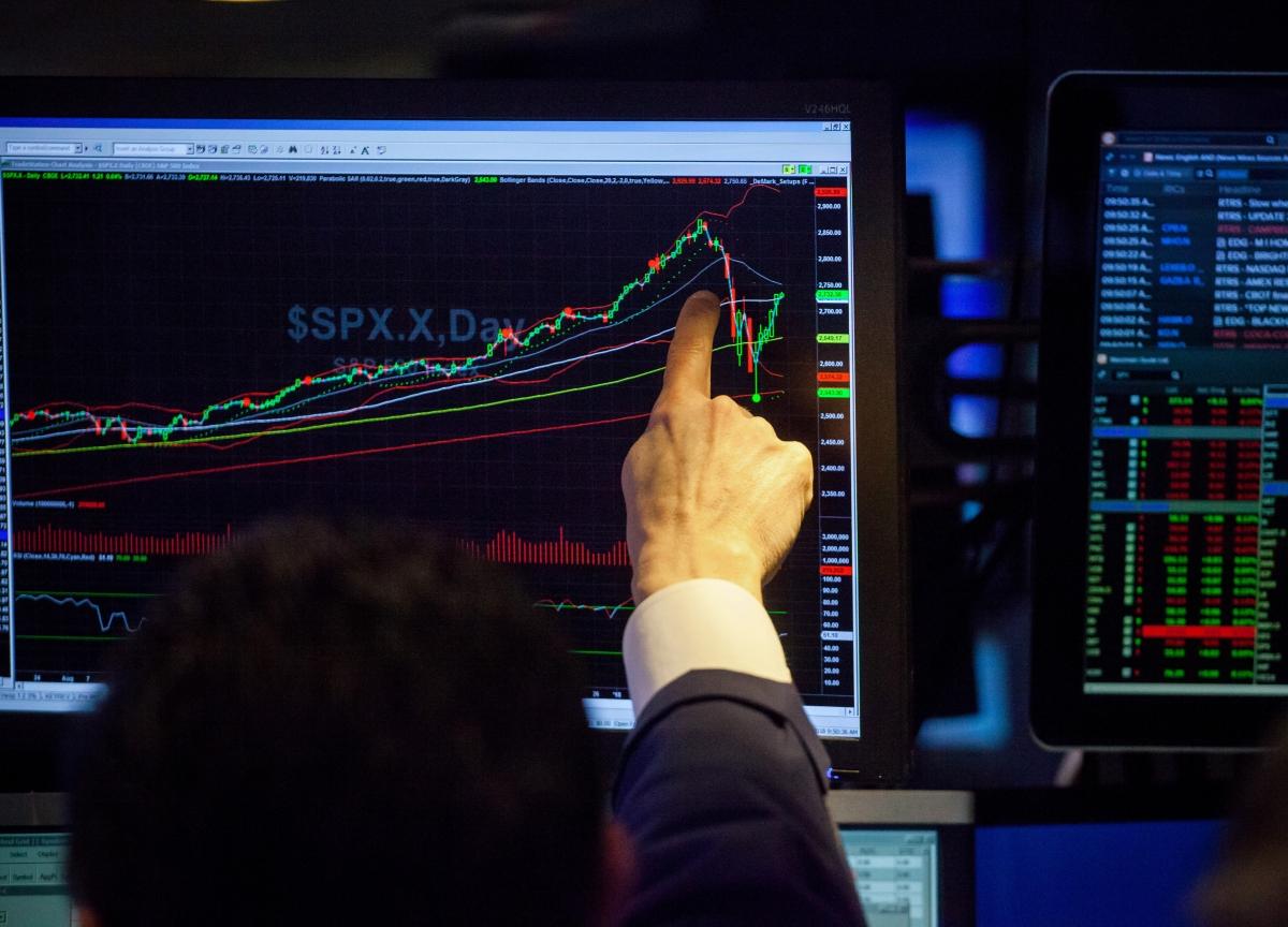 Trump's Stock Market Now Worst Since Double-Recession George W. Bush