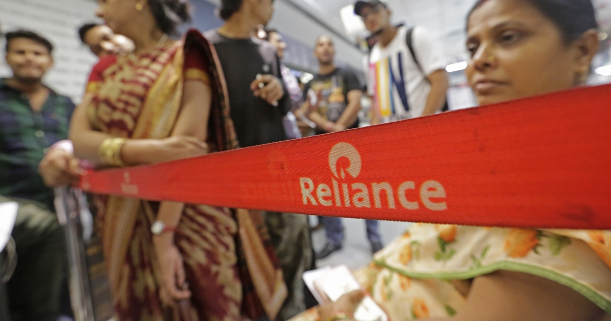 Why RIL's Shares Have Returned Best Two-Day Gains In 21 Months - BloombergQuint