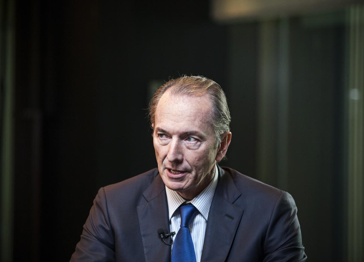 Soros Contention on Global Crisis `Ridiculous,' Gorman Says