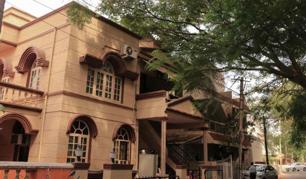 Flipkart's first office in Koramangala, Bengaluru. (Photograph: Flipkart website)