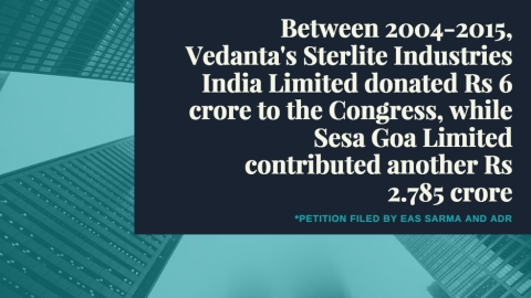 Hum Saath Saath Hain: Congress, BJP and Vedanta's Sterlite