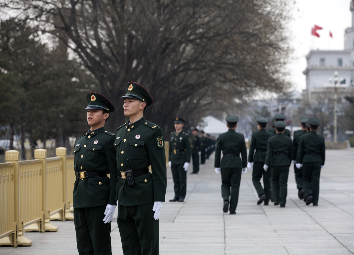 U.S.-China Military Tensions Rise Ahead of Asia Security Forum