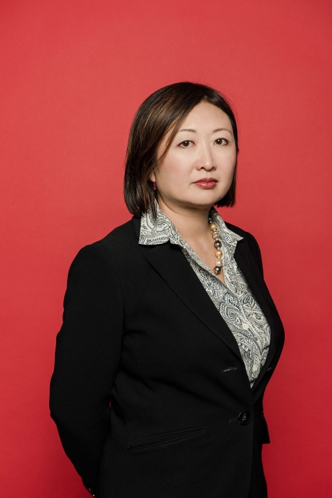 Cristina Chen-Oster. (Photographer: Molly Cranna/Bloomberg Businessweek)