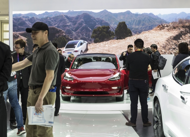 Tesla Board Opposition Builds As Proxy Firm Slams Bad Governance - Car show display board template
