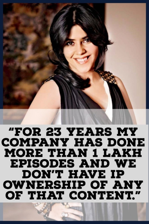 Birthday Girl Ekta Kapoor On 'Veere Di Wedding' and Being a Bua