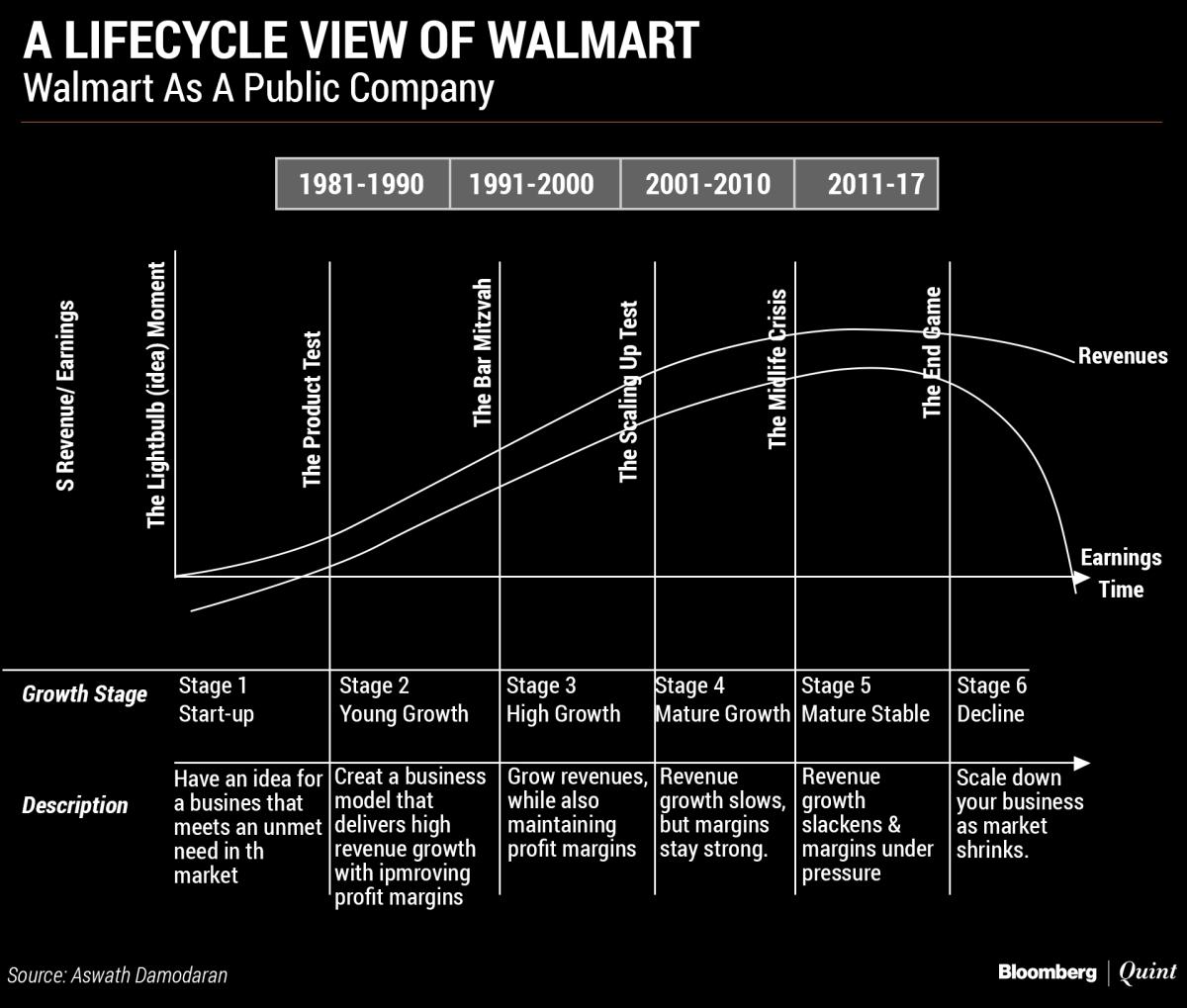 Walmart's Flipkart Gambit: Growth Rebirth Or Costly Facelift?