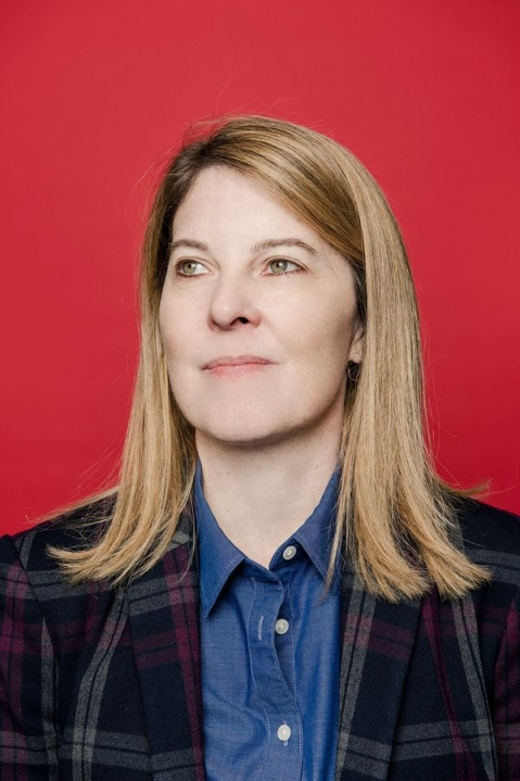 Kelly Dermody, Chen-Oster's lawyer. (Photographer: Molly Cranna/Bloomberg Businessweek)