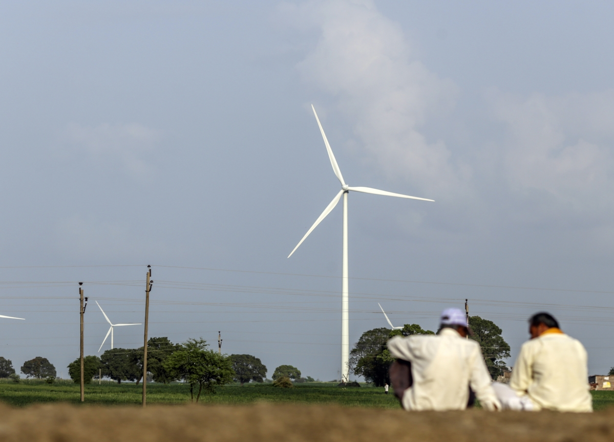 Inox Wind Closes Deal To Sell 50 MW Wind Project To Adani Green Energy