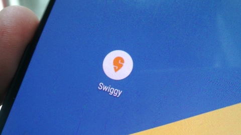 Swiggy raises $80 million from Naspers.(Source: BloombergQuint)