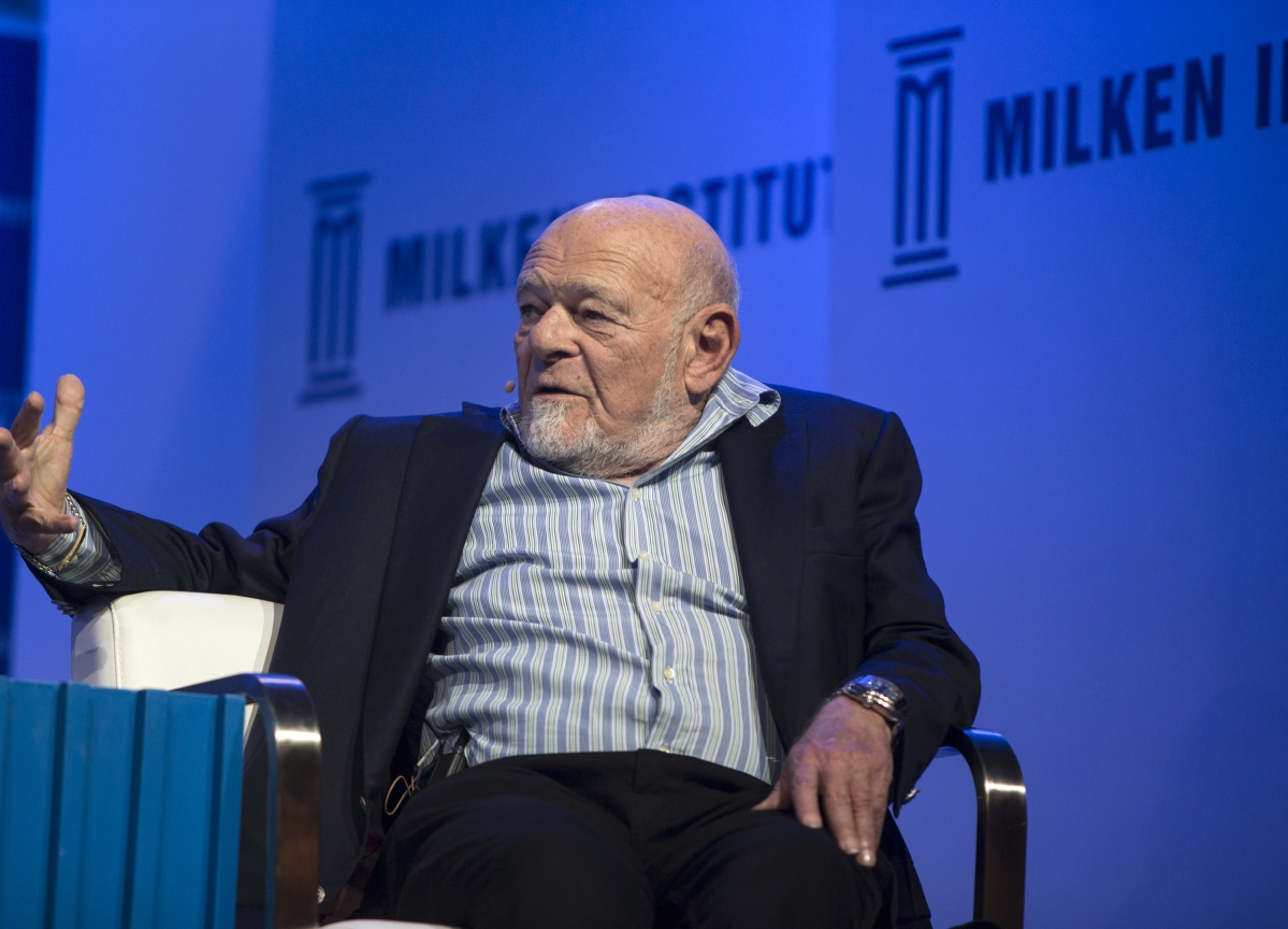 Billionaire Sam Zell Buys Gold for First Time in Bet on Tight Supply