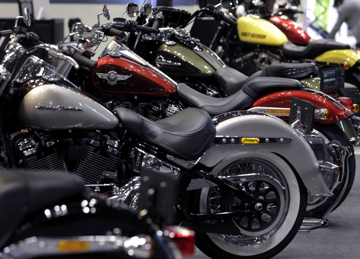 Once a Trump Favorite, Harley Now Feels the Pinch From Trade War