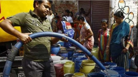 Residents in some parts of Bengaluru have started experiencing water shortage already.