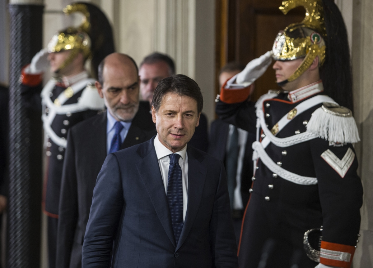 Italy Populists Surge to Power in New Phase of European Risk