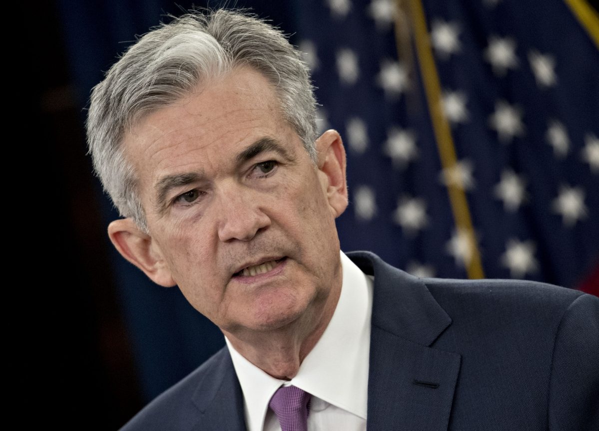 'Plain English' Powell Cheerleads U.S. Economy After Rate Hike