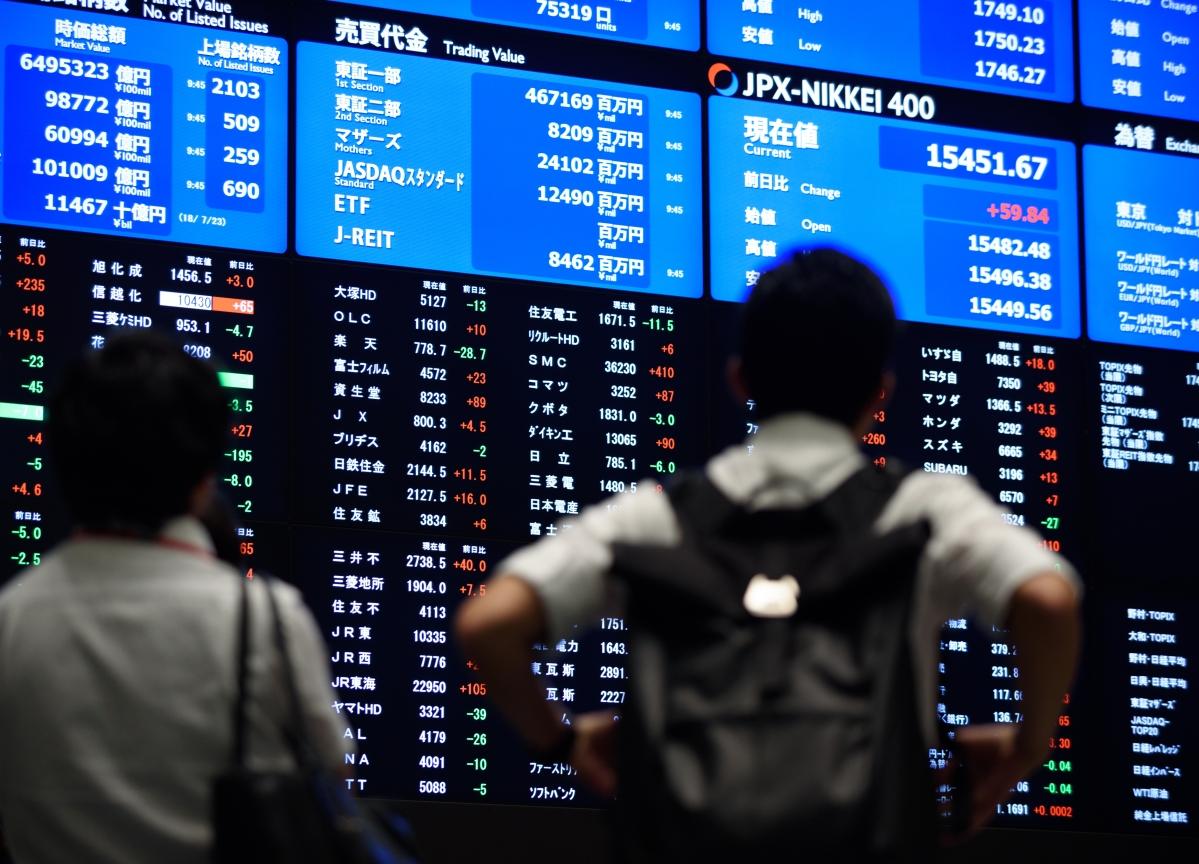Tech Meltdown Pushes Stocks to Edge of Correction: Markets Wrap