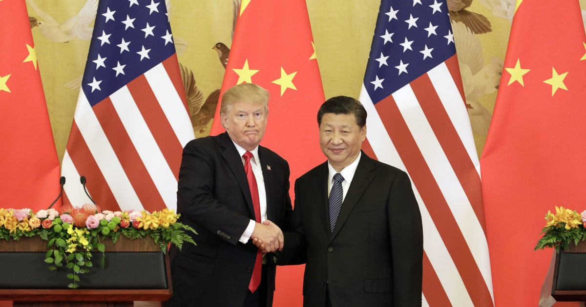 The Trump Xi Trade Agreement Is Likely To Start Instead Of Ending At