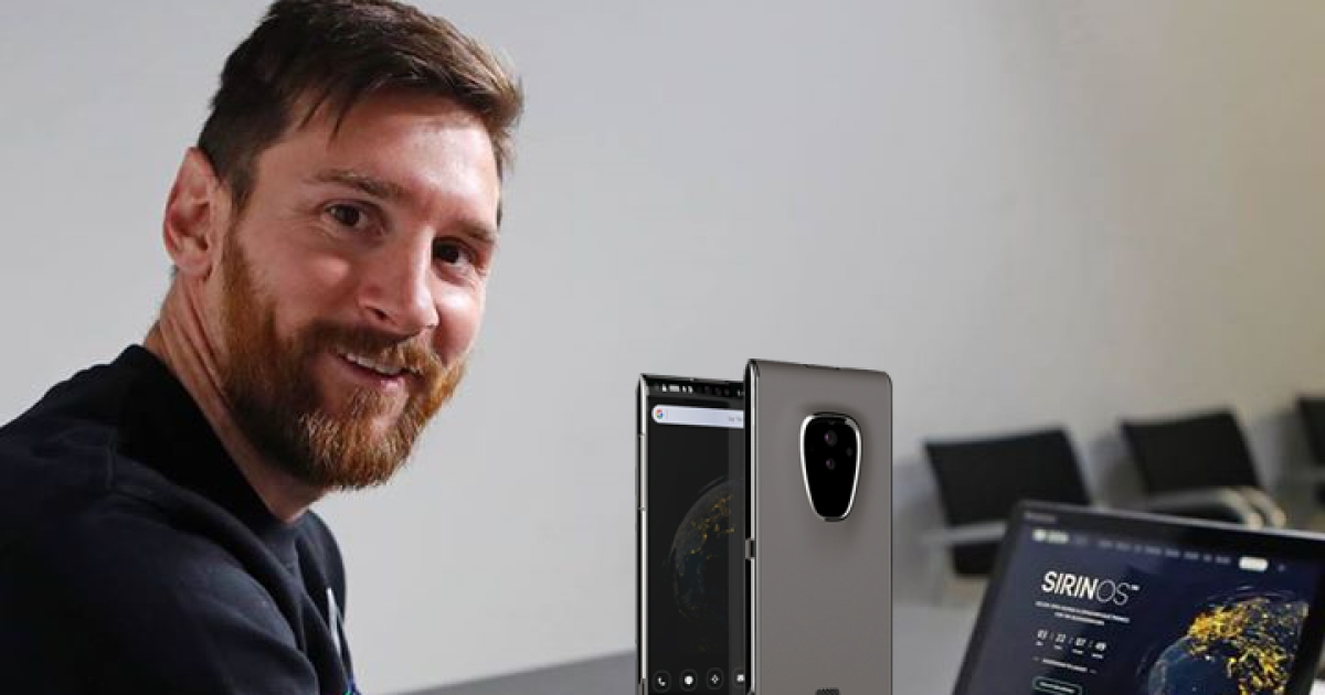 Startup Street: Lionel Messi-Endorsed Startup Launches Blockchain Smartphone