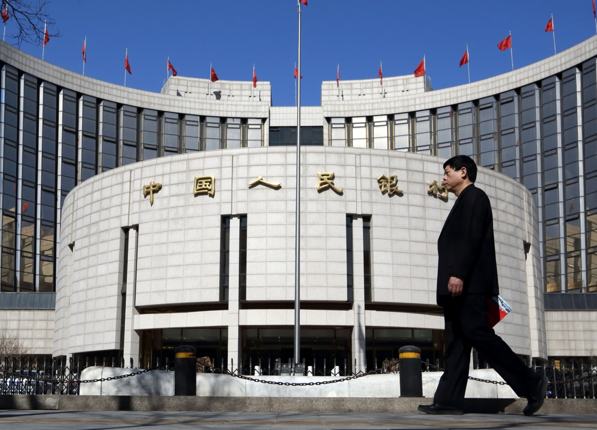 Reluctant PBOC Seen Limiting Support for China's Bond Market