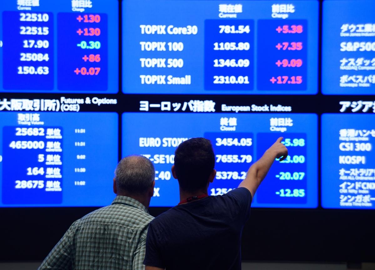 Asia's $184 Billion Debt Wall to Spark Buybacks, Bond Swaps