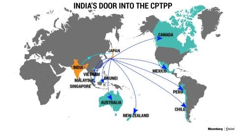 Gap China Map.India At 71 Can India Fill A China Trade Gap