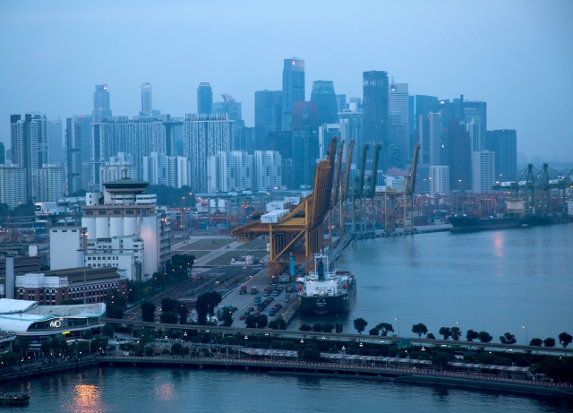 Singapore Economy: GDP Growth Disappoints As Construction Slumps