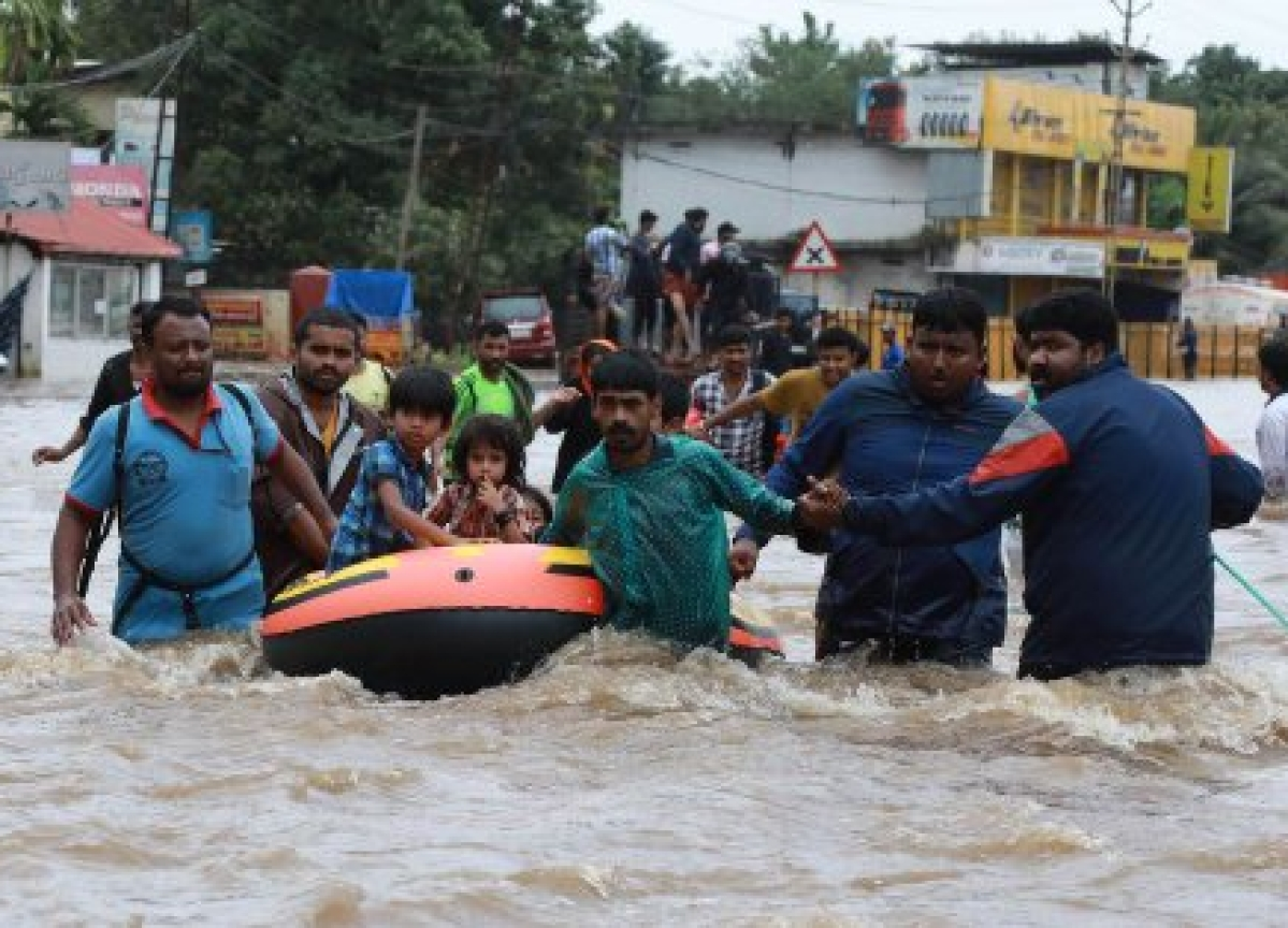 Kerala Floods: State Government Seeks Rs 2,600-Crore Special Package From Centre
