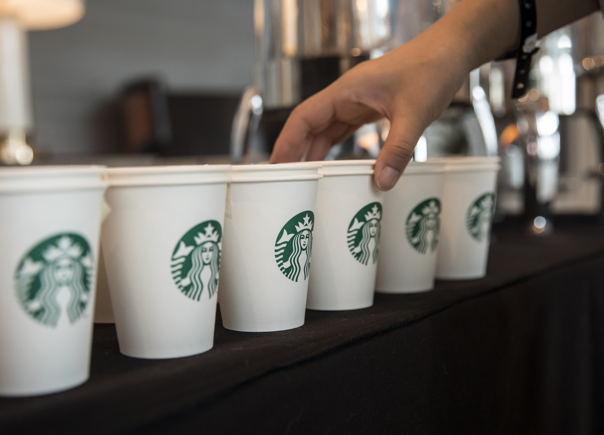 In This Trade War, Starbucks Just Put Its Money on China